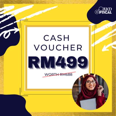 ADULT CASH VOUCHER