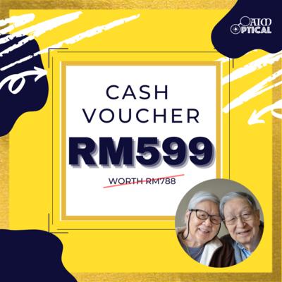 SENIOR CASH VOUCHER