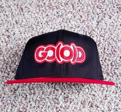 GO(O)D Company x New Era Snapback-black/red/white