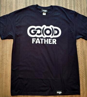 GO(O)D Father tee-black/white