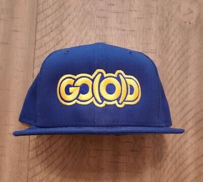 GO(O)D Company x New Era Snapbck-royal/cornsilk
