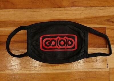 GO(O)D Inbox Logo Mask-black/red logo