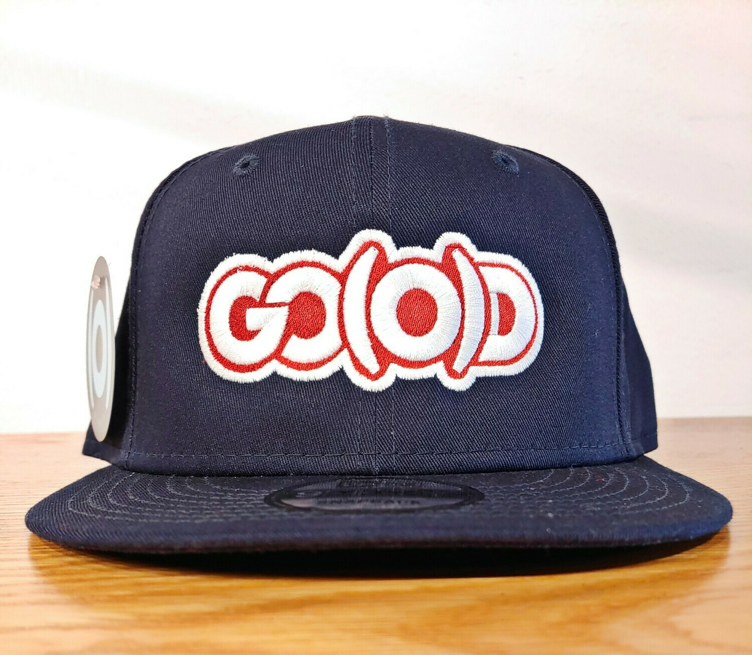 GO(O)D Company x New Era Snapback-navy/red/white