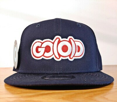 GO(O)D Company x New Era Snapback-navy/red/white