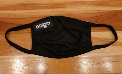 GO(O)D Pleated Mask-black