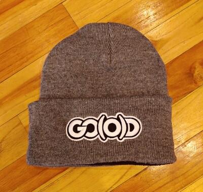 GO(O)D Beanie-gray/white/black