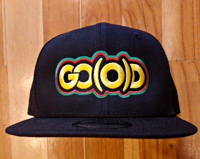 GO(O)D HISTORY Snap Back-black/yellow/red/green