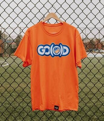 GO(O)D Co. x FC CINCINNATI TEE-orange/white/royal