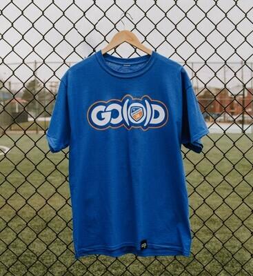 GO(O)D Co. x FC CINCINNATI TEE-royal/white/orange