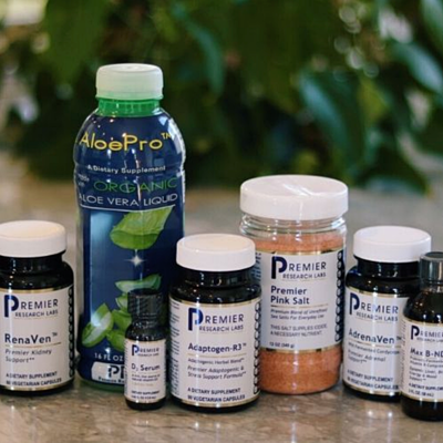 Premier Research Labs - Superior Nutritional Supplements