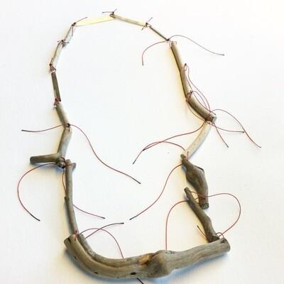 【Helga Mogensen】Japanese wood / 日本の木 (流木)