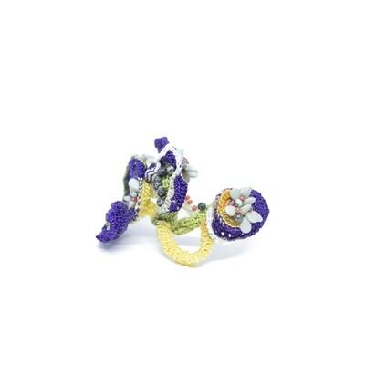 【Sébastien Carré】Flower Ring / フラワーリング