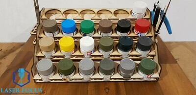 Modellers Paint Stand