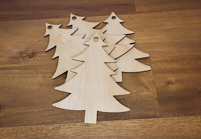 BLANK Christmas Trees (10)