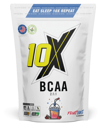 10X BCAA Fruit Blast