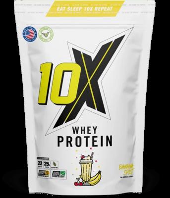 10X Whey Protein Banana