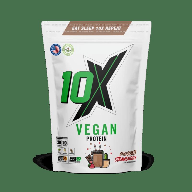 10X Vegan Protein  Chocolate Strawberry