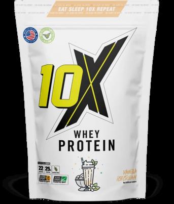 10X Whey Protein Vanilla