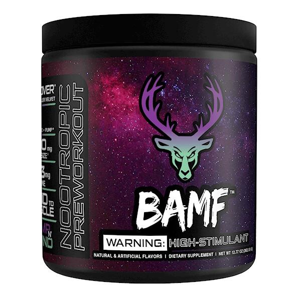 DAS Labs BAMF Pre  Pump N Grind