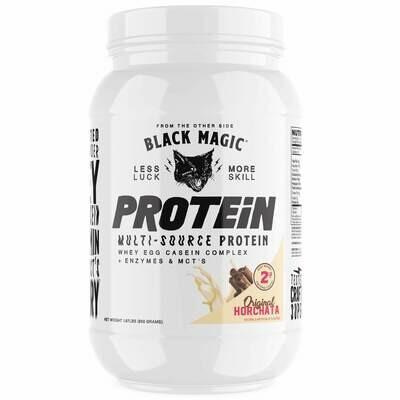 Black Magic Supply Protein Horchata