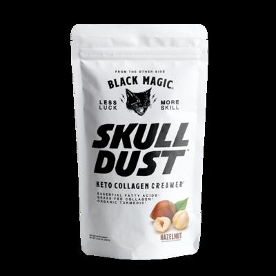 Black Magic Skull Dust  Hazelnut