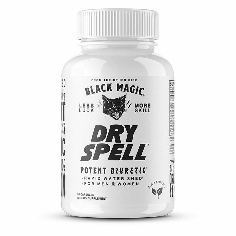 Black Magic Supply Dry Spell