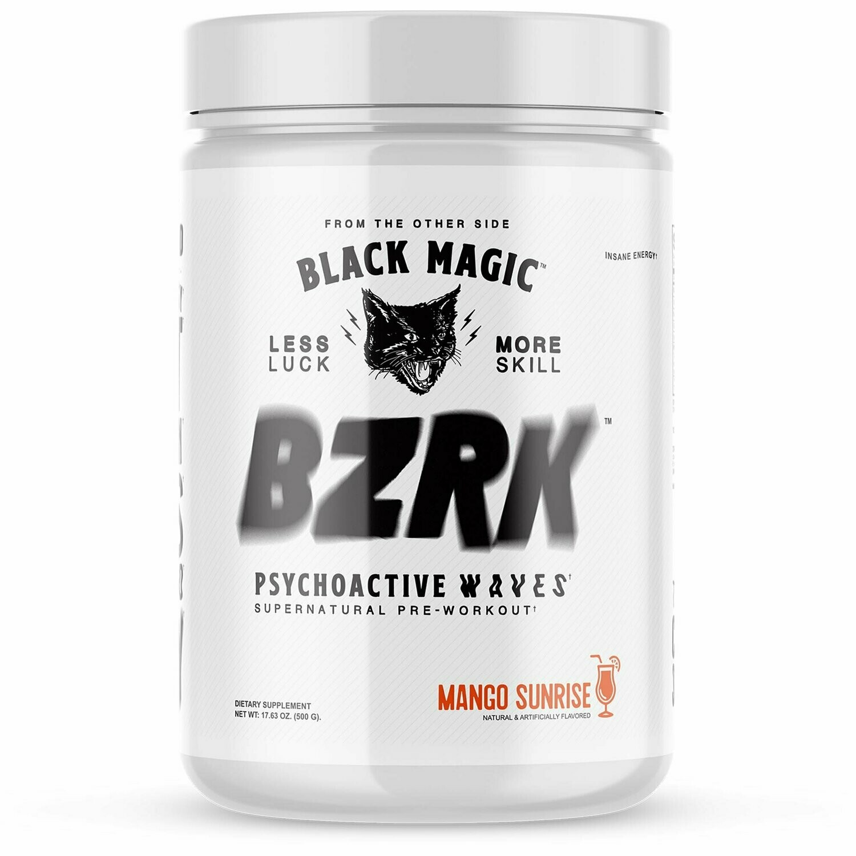 Black Magic BZRK Mango Sunrise