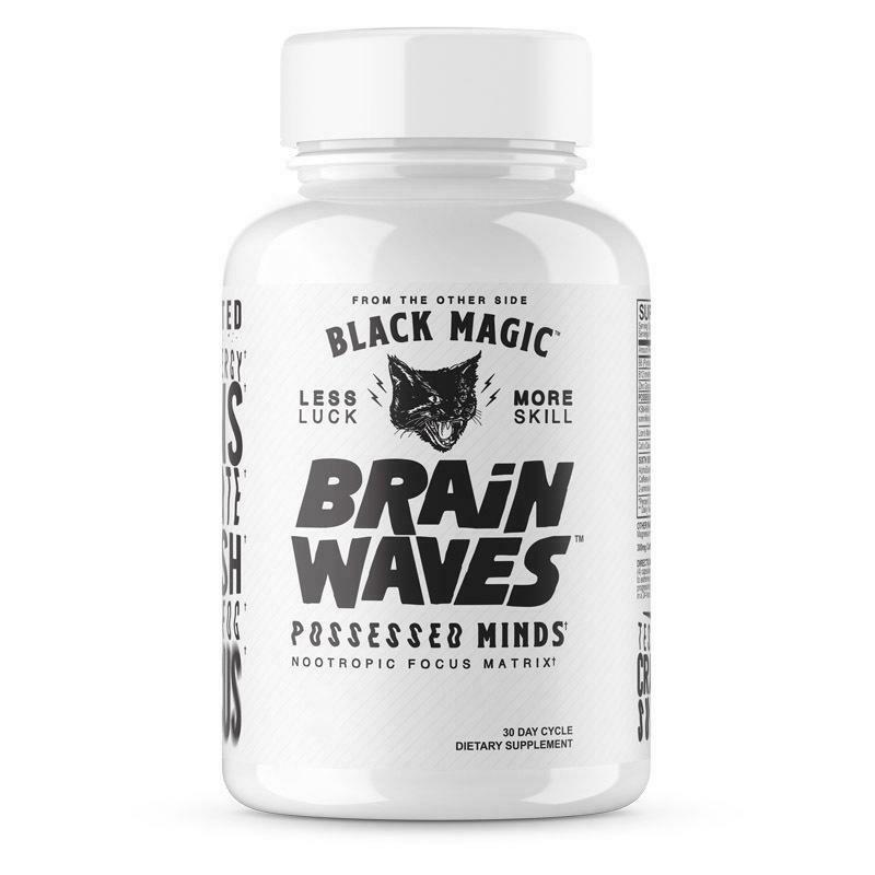 Black Magic Brain Waves 30 Count