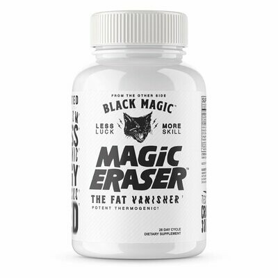 Black Magic Supply Magic Eraser