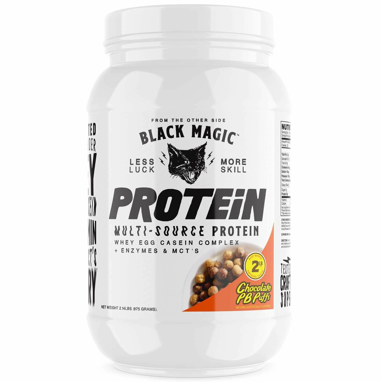 Black Magic Supply Protein Choc PB