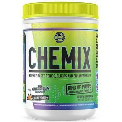 Chemix King of Pumps Orange Sherbet