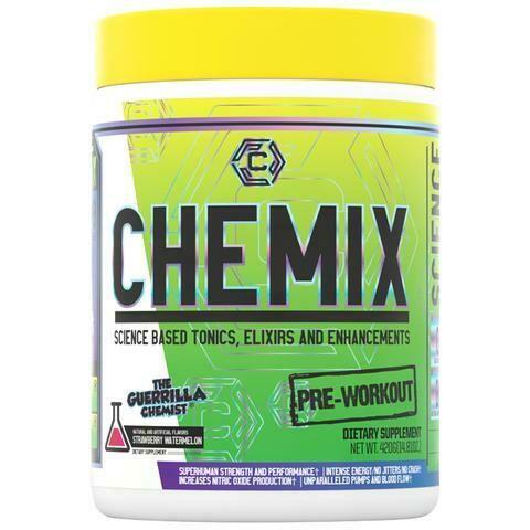 Chemix Pre Workout Strawberry Watermelon