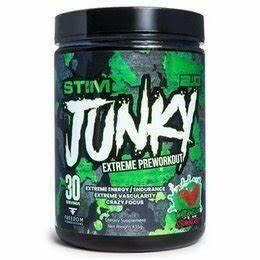 Freedom Formulations Stim Junky Watermelon