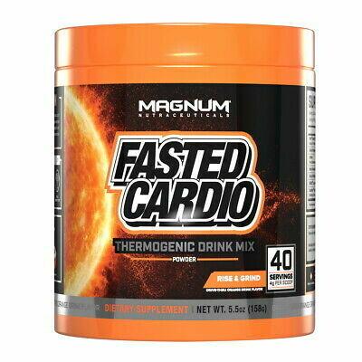 Magnum Fasted Cardio Orange
