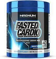 Magnum Fasted Cardio Blue