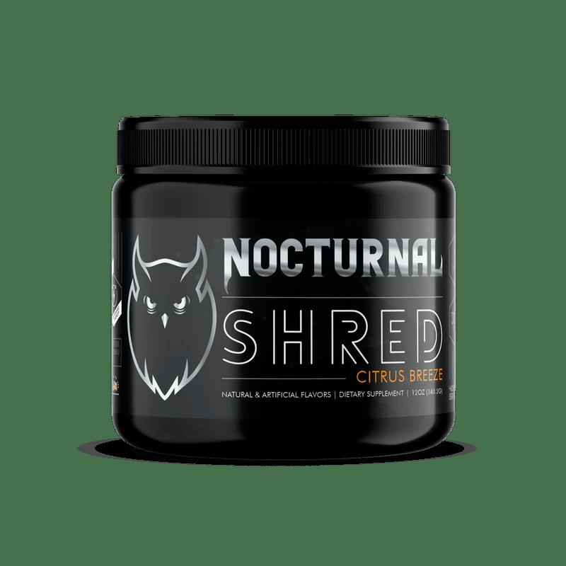 Nocturnal Shred Citrus Breeze