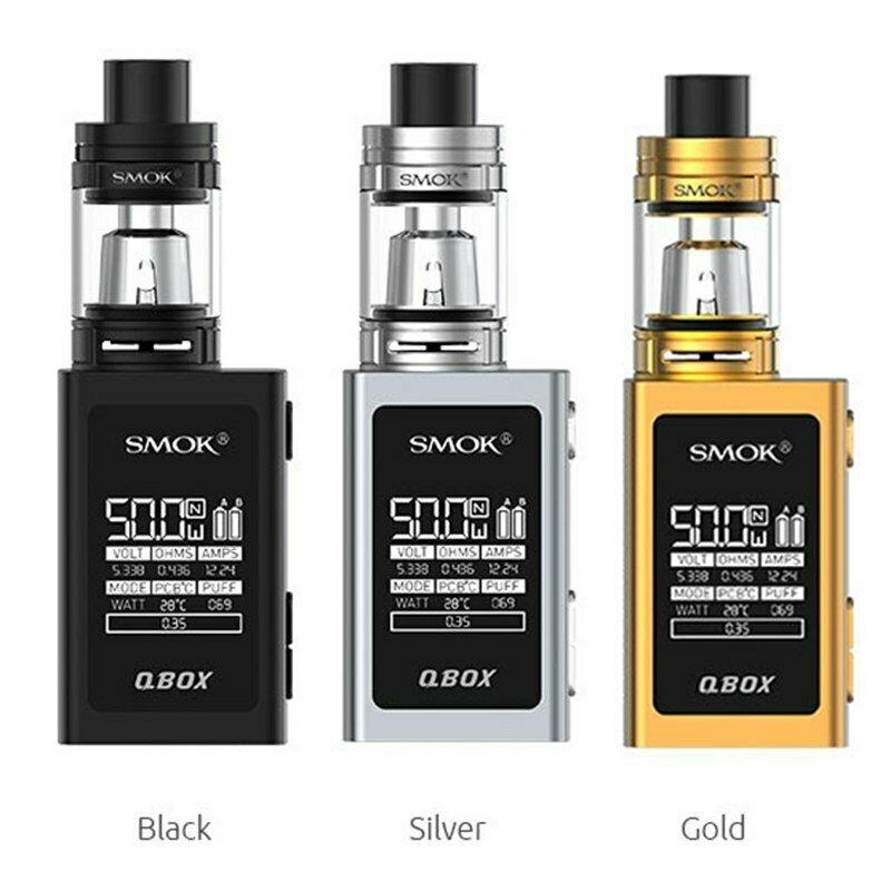 Smok QBox Kit 50W 1600mAh