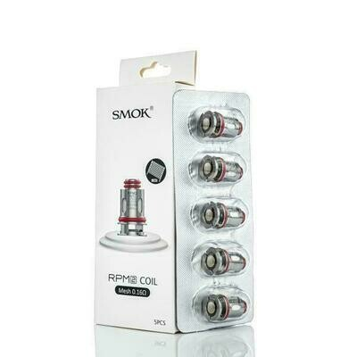 Smok RPM 2 0.6 Ohm DC MTL Coil (%100 Orijinal)