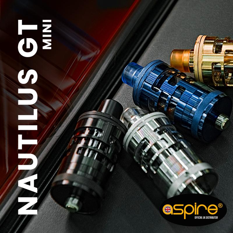 Aspire Nautilus GT Mini Atomizer