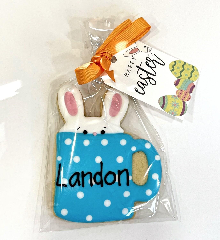 Personalized Bunny Mug