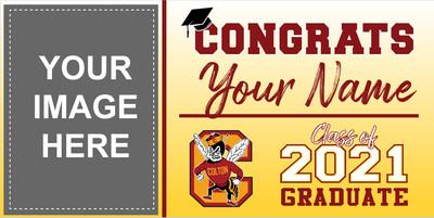 Colton High School Grad Package