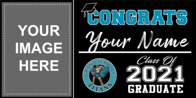 Grand Terrace High School Grad Package