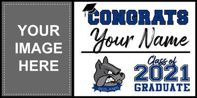 Redlands High School Grad Package
