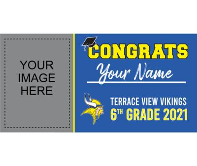 Terrace View Elementary School Grad Package