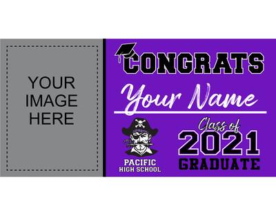 Pacific High School Grad Package