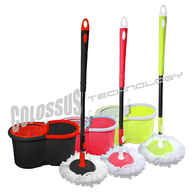 COLOSSUS COT-04010 SPIN MOP Џогер