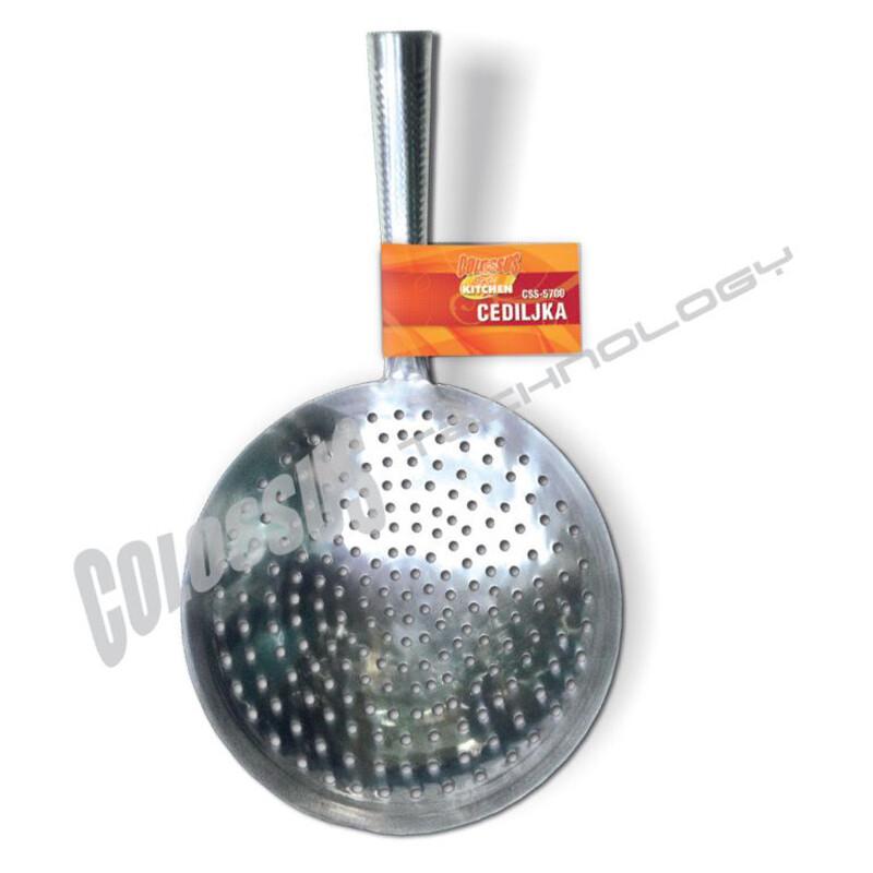 COLOSSUS CSS-5700 Метална цедалка за тестенини