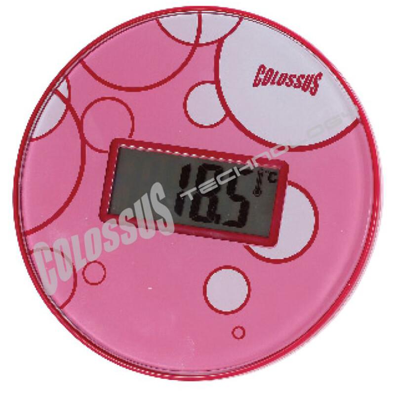 COLOSSUS CSS-3102 Дигитална телесна вага