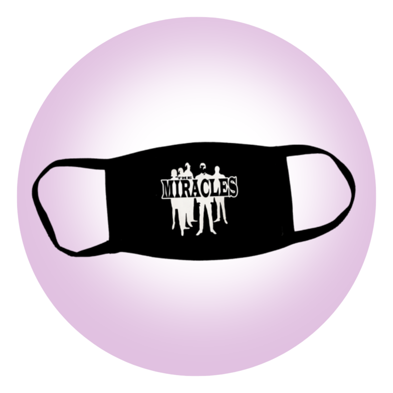The Miracles Logo Mask