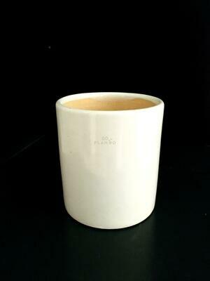 Cylinder Ceramic Pot